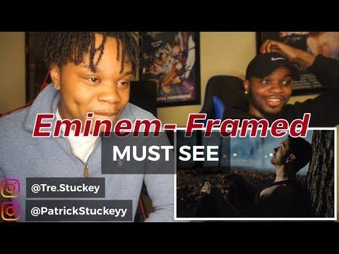 Eminem - Framed (REACTION)