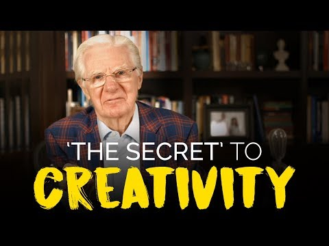 Express Your Creativity to Help You Win - Bob Proctor
