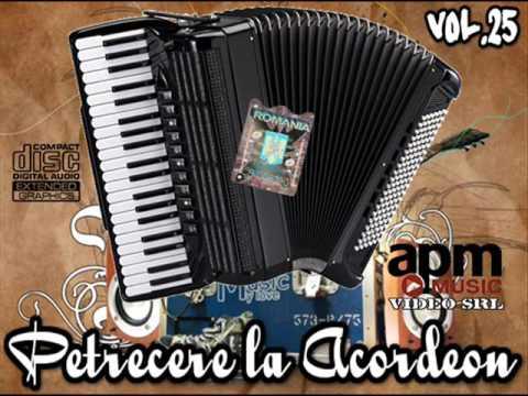 Petrecere La Acordeon 2017 Colaj Muzica Instrumentala La Acordeon