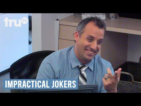 Impractical Jokers: Inside Jokes - Bad Receptionist