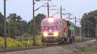 HSP46 MBTA 2000 test at GE