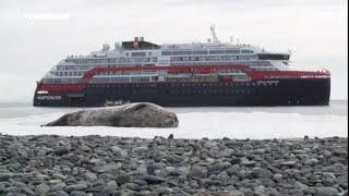 L'Antarctique mis à mal par le tourisme