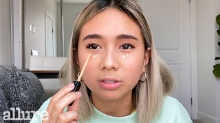 NIKI's 10 Minute 'On-the-Go' Makeup Routine | Allure
