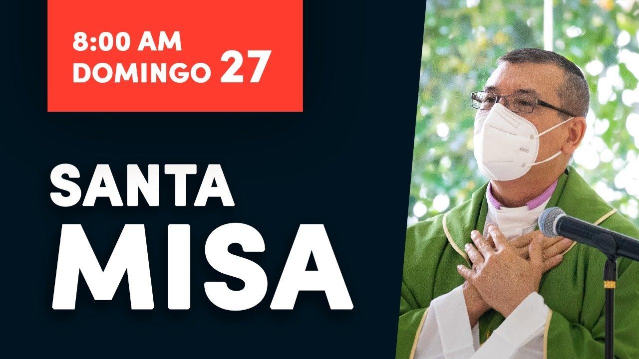 Misa de Hoy Domingo 27 de Septiembre de 2020 - SINOPSISTV