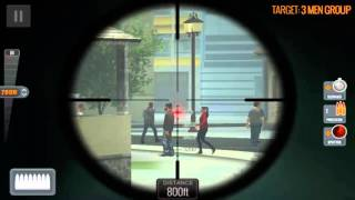 Sniper 3D Assassin SMALL VALLEYS Primary Mission 37 - KINGS OF THE STREET