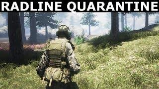 radLINE Quarantine Gameplay (No Commentary) (Steam Indie Game 2017)