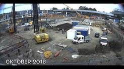 Diashow PSU-Webcam Nesenbachdüker und BF 20-16   7.1.2019   #S21 #stuttgart21