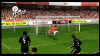 FIFA 09 - Wii All-Play - Goals