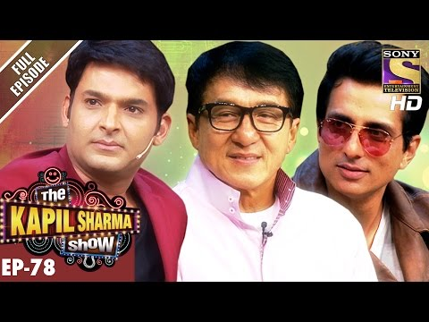 The Kapil Sharma Show -    - Ep-78 - Jackie Chan In Kapil's Show29th Jan 2017