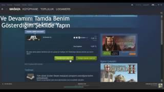 Steam Cüzdana Nasıl 10 TL'den Az Para Yüklenir?
