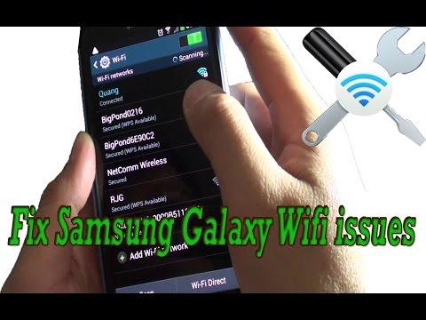 Fix samsung galaxy S3/S4/S5/S6/J5/J7 WiFi issues #Problems