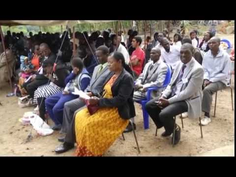 Malawi TV News Report: Dedication of Chimwemwe House, Chigwaja, Malawi (28th May 2016)