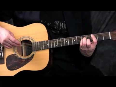 Basic Minor Chords on Guitar - C minor (Cm)