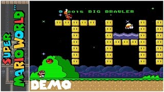 The Great Giana Sisters (Demo) (2015) | Super Mario World Hack