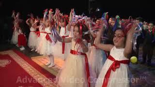 أنشودة من كبرني ومين رباني من تقديم أطفال روض علياء بمناسبة عيد الأم 21ـ03ـ2018 ـ الفنيدق