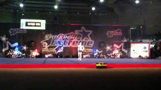All Pro All Stars Cheerleading and Dance - Sammi P. Individual - Maryland Madness