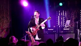 Fun Lovin' Criminals - Up On The Hill - Manchester Cathedral 15/1/14