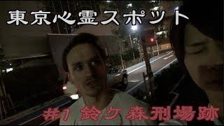 【閲覧注意】心霊スポット #1鈴ヶ森刑場跡【お化研!】 thumbnail