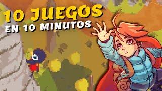 10 juegos en 10 minutos #5