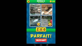 Solution 4 Images 1 Mot - Niveau 6