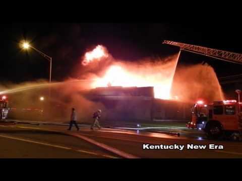 Fire destroys Charlie's Steak House