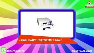 Wax Bath and Physiotherapy Equipment By Meditech India, Kolkata