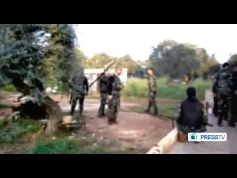 Syrian War - Battle of Al-Qusayr: Part 1