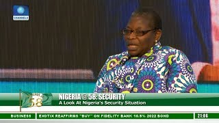 Nigeria@58 Pt 9: Nigeria's Military Architecture Should Be Reviewed - Oby Ezekwesili