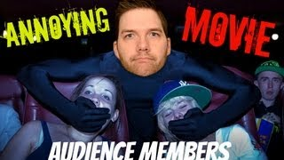 a rant on annoying moviegoers