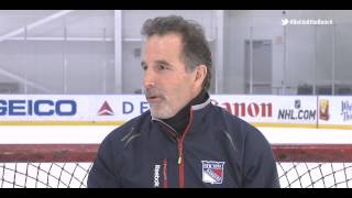 Behind The Bench With John Tortorella - Episode 1 - 2013/02/07