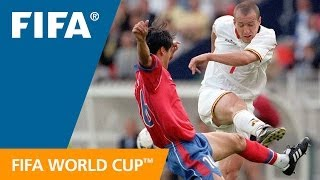 World Cup Highlights: Belgium - Korea Republic, France 1998