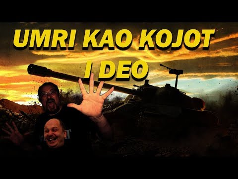 Umri kao Kojot I deo - Kojot igra World of Tanks powered by Telenor.rs