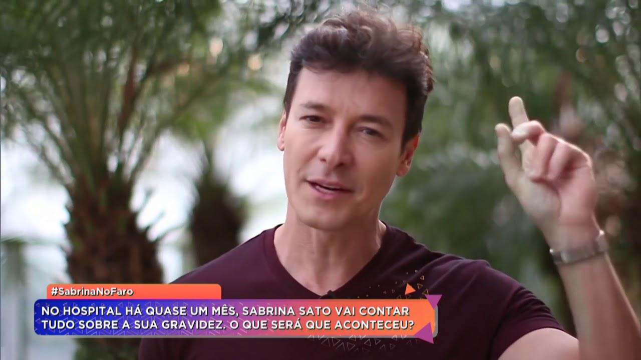 SABRINA SATO REVELA O SEXO DO BEBÊ EM CONVERSA EXCLUSIVA COM FARO ... aa5c1faccc