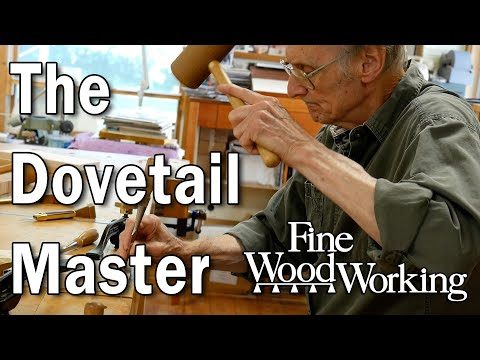 Just Another Dovetailing Video - with Christian Becksvoort