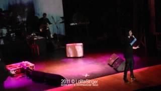 Лолита - Не твоё дело - live (Мурманск 2010)
