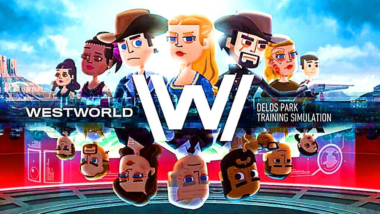 WESTWORLD Gameplay Trailer (2018)