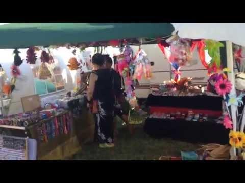 Thaifestival in Sundsvall/Sweden 2014 market