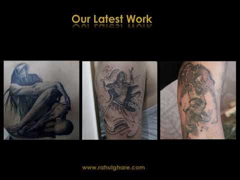 Best Tattoo Designer in Mumbai - Rahul Ghare