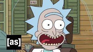 Purge Intro | Rick and Morty | Adult Swim