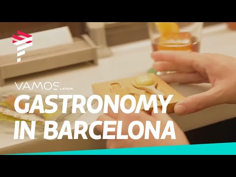 Vamos/LATAM: a gastronomic tour of Barcelona with Albert Adrià