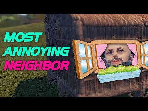 The Most Annoying Neighbor - Rust thumbnail