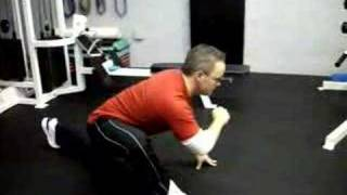 Walking Spidermans - Hip Mobility - Nutrex Solutions