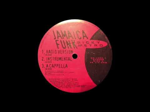 Ricky Metro - Jamaica Funk (NYC 1995)