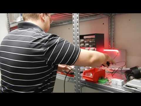 Making Printed Circuit Boards at Reykjavik University