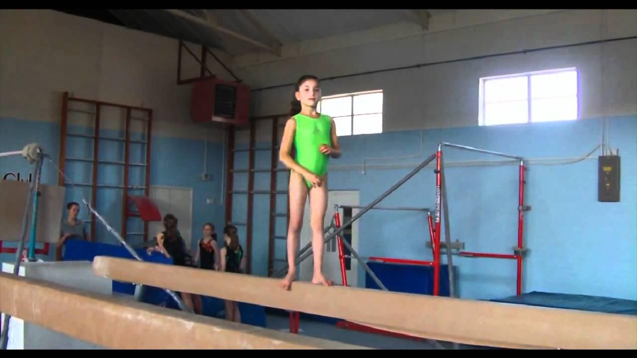 10 year old gymnast Erifilly!