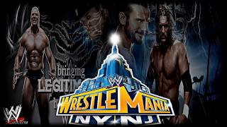 2013: WWE Wrestlemania 29 Theme Song