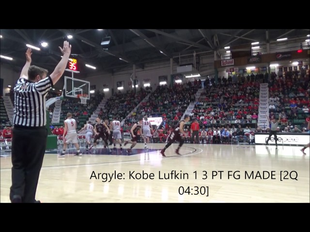 Game Highlights Boys' Varsity: Argyle vs Fort Ann