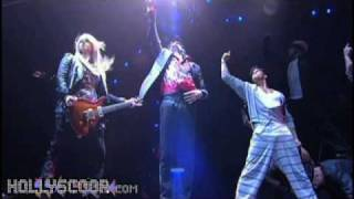 "Michael Jackson Final Rehearsal ""This Is It"" Tour"