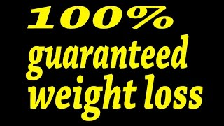 Weight Loss For Women-Guaranteed Weight Loss-Toll Free (855) 281-8098