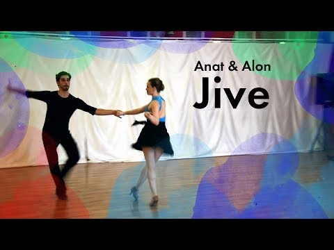 Anat & Alon - Jive! Private and group lessons in DanceTLV!